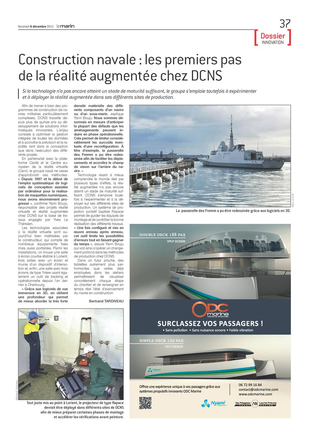 Le Marin (Catamaran VPLP)