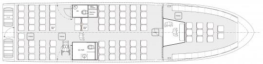 Plan 18 m 100 pax