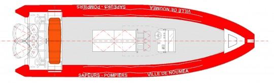 Plan rib 12m 12pax