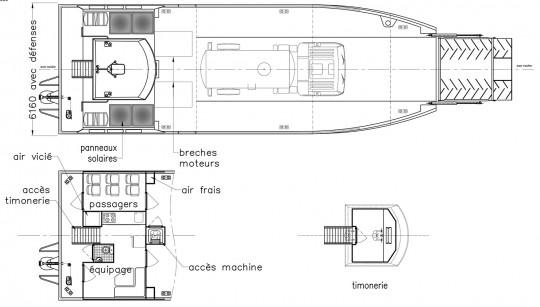 Pan Barge 17.5m