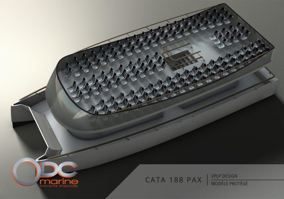 cata 188 pax
